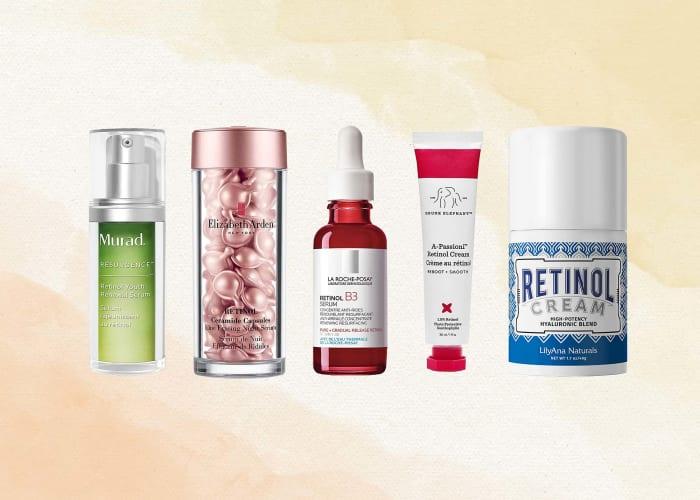 The-Best-Retinol-creams-and-serums-UAE