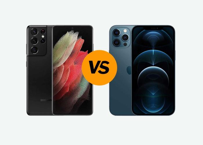 iphone-12-pro-max-vs-samsung-galaxy-s21-ultra