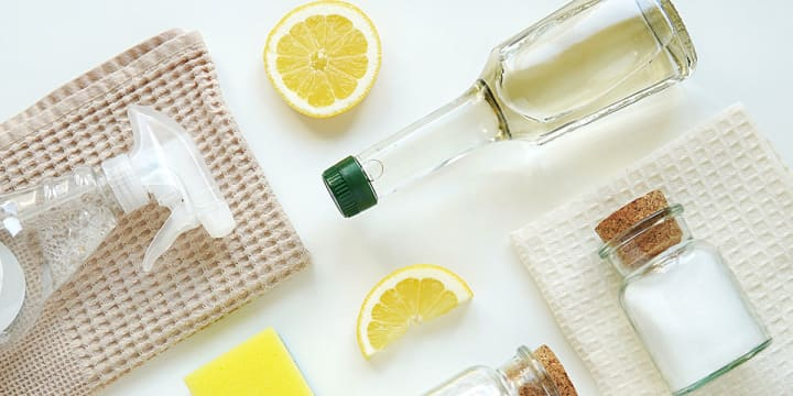 Natural-Products-For-Cleaning-Home