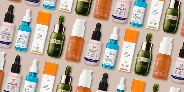 Best-face-serums-in-2020