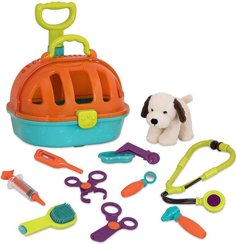 Battat - Pup & Go-Vet Kit