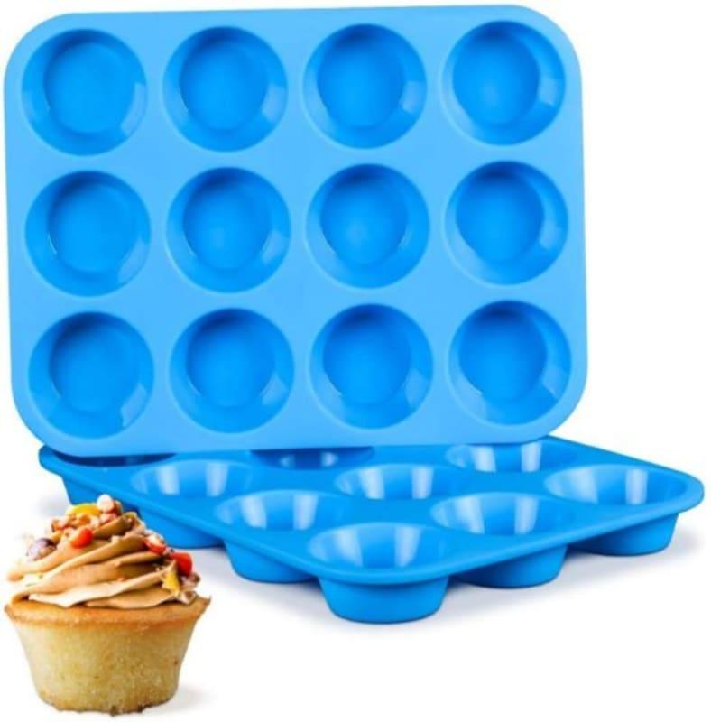 U-HOOME Silicone Muffin Pan