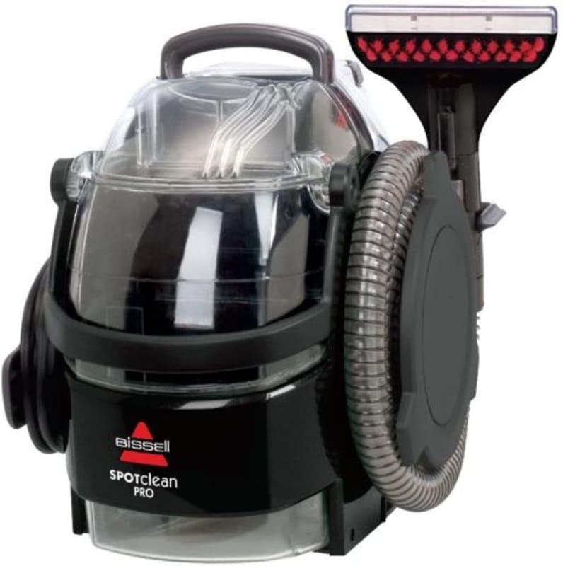 Emergency portable carpet cleaner
