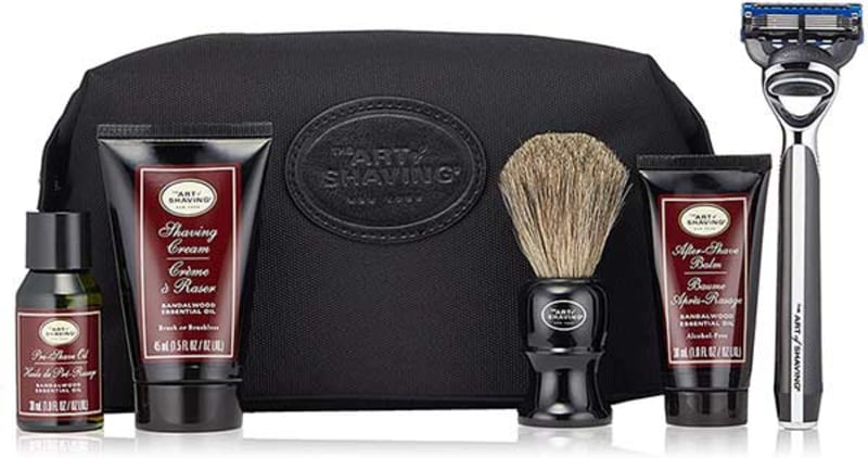 Art-of-shave-kit