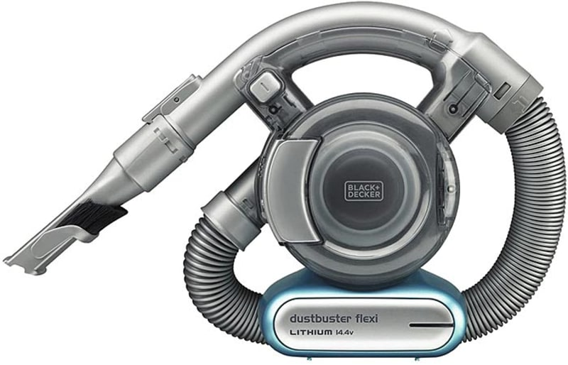Black+Decker-14.4V-1.5Ah-Li-Ion-Flexi-Auto-Dustbuster-Handheld-Cordless-Vacuum