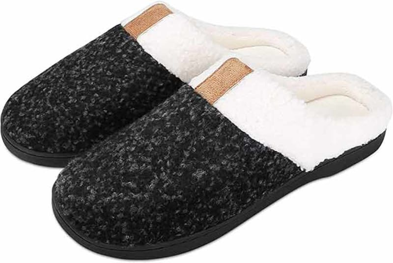 plush-slippers