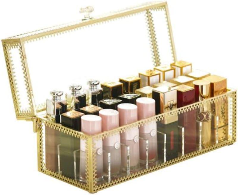 Stunning Vanity Lipstick Holder