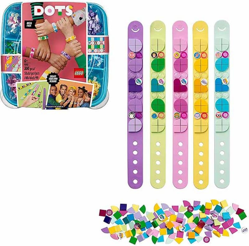 LEGO-DOTS-Bracelet-Mega-Pack