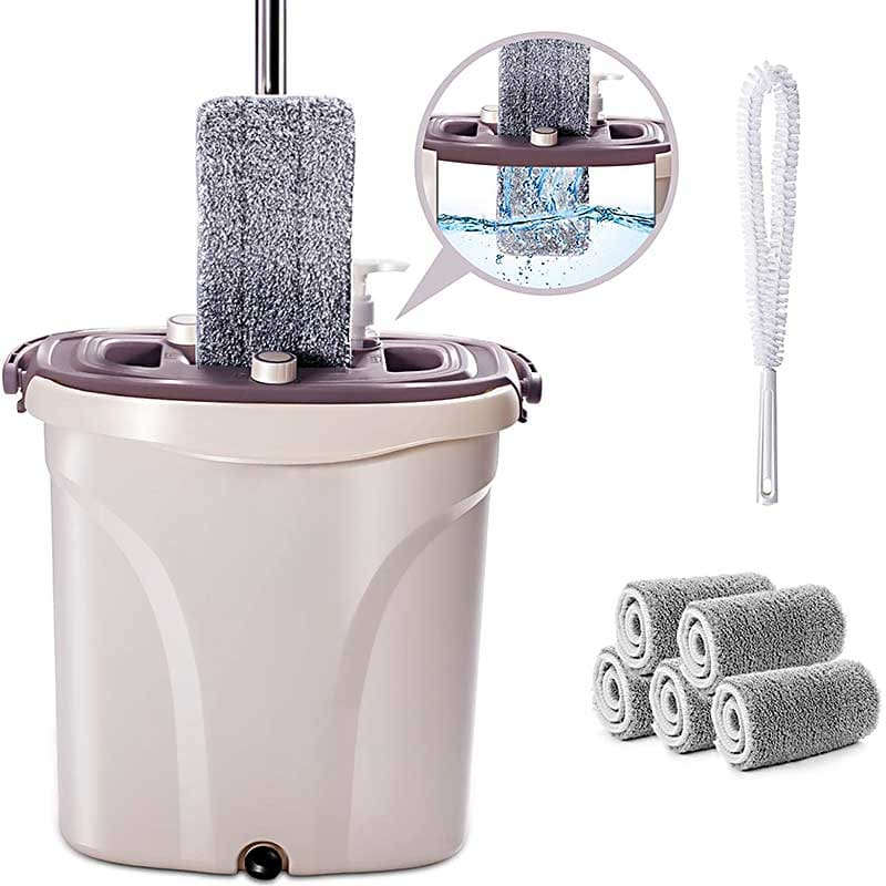 Masthome-Mop-and-Bucket-Set
