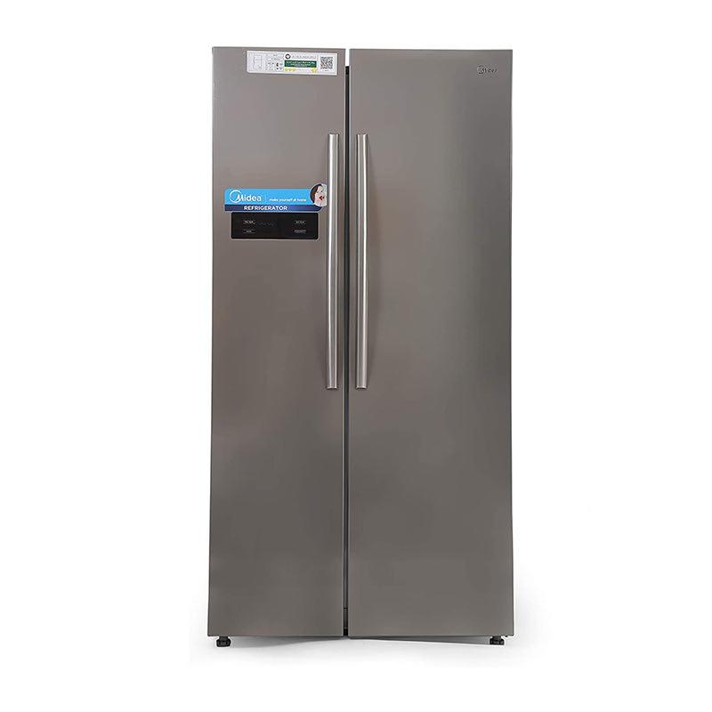 Midea-Side-by-side-refrigerator