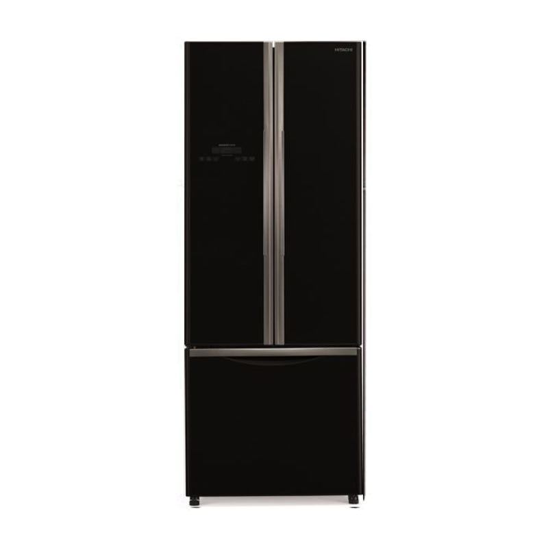 Hitachi-french-door-with-bottom-freezer