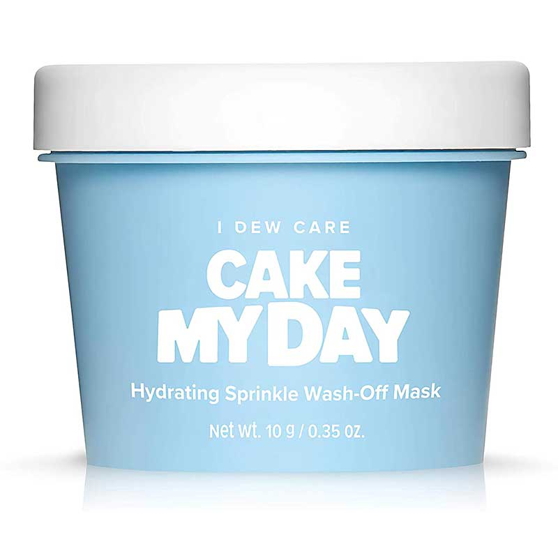 I-DEW-CARE-Cake-My-Day-Hydrating-Sprinkle-Wash-Off-Face-Mask