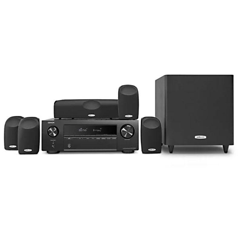 Polk-Audio-TL1600-+-Denon-X250BT