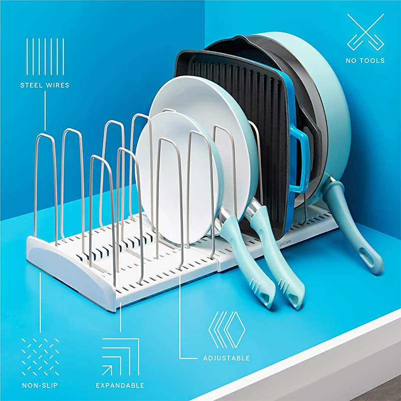 Cookware-Organizer