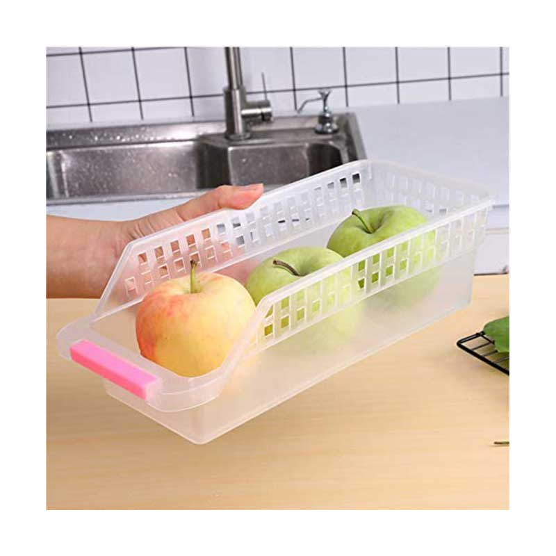 Kitchen-Refrigerator-Organizer-Slide-Shelf