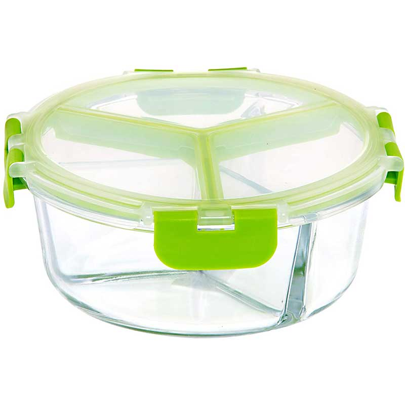 Round-Glass-Meal-Container