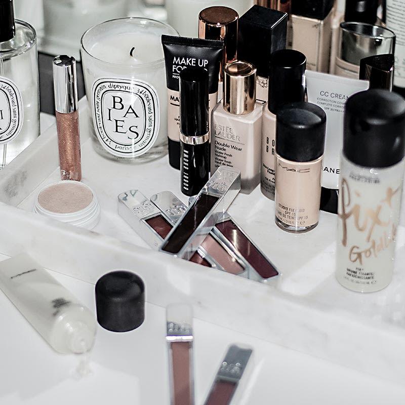 Declutter-Makeup