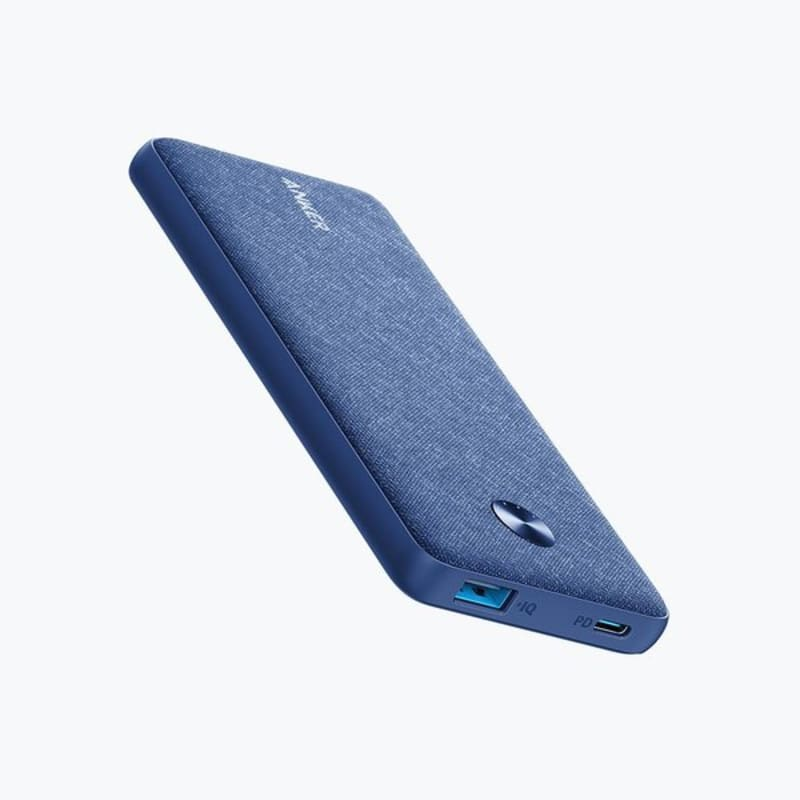 Anker PowerCore Essential 20000 PD Portable Charger Blue