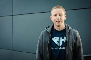 Daniel Schneider, Head of Finance & Co-Founder of EntwicklerHeld