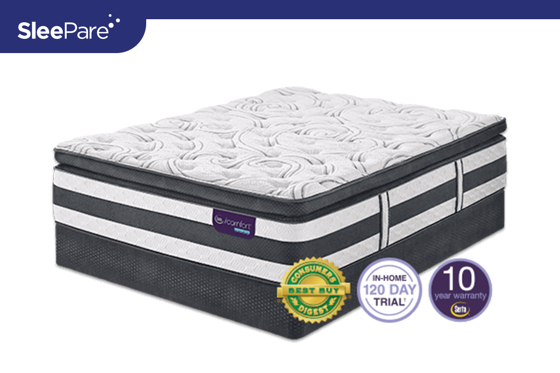 Serta iComfort Hybrid Advisor Pillow Top