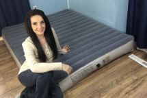 Stansport Self Inflating Air Mattress reviews