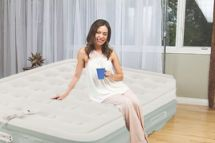 Premier Collection Added Comfort Air Mattress reviews