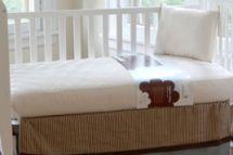 Naturepedic Organic Cotton Classic Seamless 2-Stage Crib Mattress reviews
