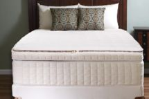Naturepedic Symphony Organic Luxury Pillow Top Mattress reviews