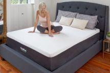 Classic Brands Cool Gel 12 Inch Gel Memory Foam Mattress reviews