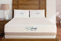 Nature's Sleep Dual Layer Ergonomic Gel Memory Foam Mattress reviews