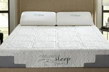 Nature's Sleep Pearl Gel Memory Foam Mattress reviews