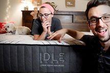 Idle Sleep Hybrid Mattress reviews