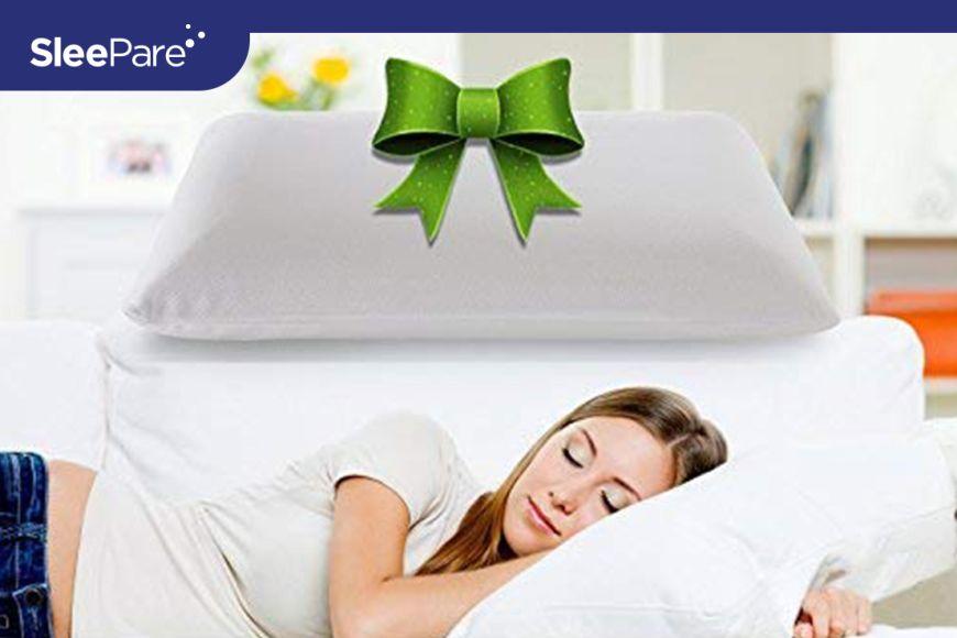 Live And Sleep Pillow
