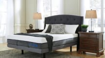 Linens & Hutch Sierra Sleep by Ashley MyGel Hybrid 1100