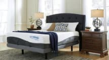 Linens & Hutch Sierra Sleep by Ashley MyGel Hybrid 1300