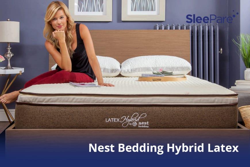 Nest Bedding Hybrid Latex