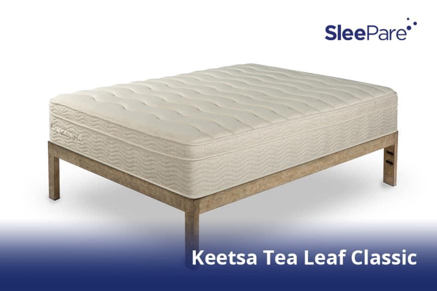 Keetsa Tea Leaf Classic
