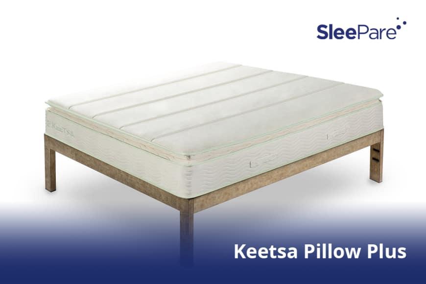 Keetsa Pillow Plus