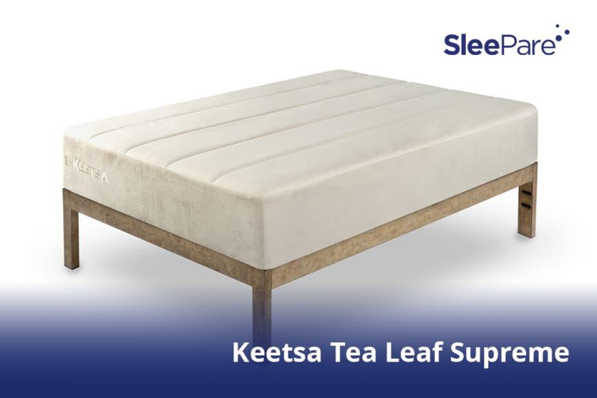 Keetsa Tea Leaf Supreme
