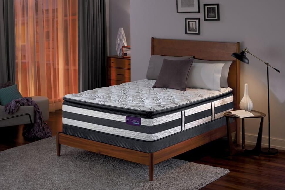 Serta Icomfort Hybrid Merit Ii Super Pillow Top Mattress Customer