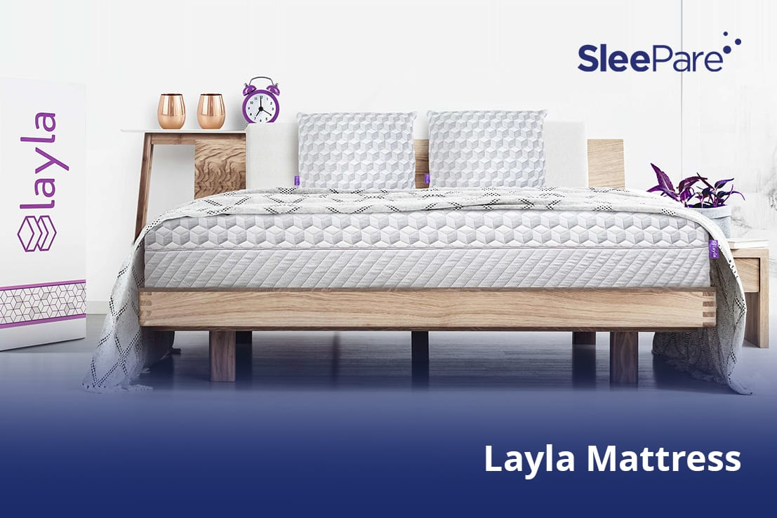 Layla The Best Copper Infused Mattress Sleepare