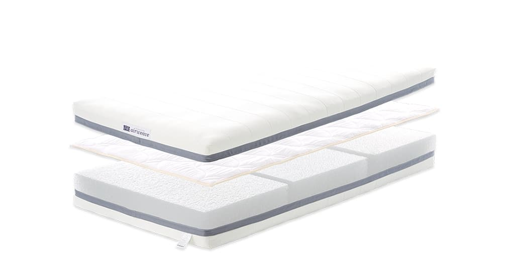Airweave Mattress Layers