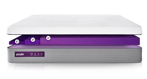 Purple.2 Mattress Layers