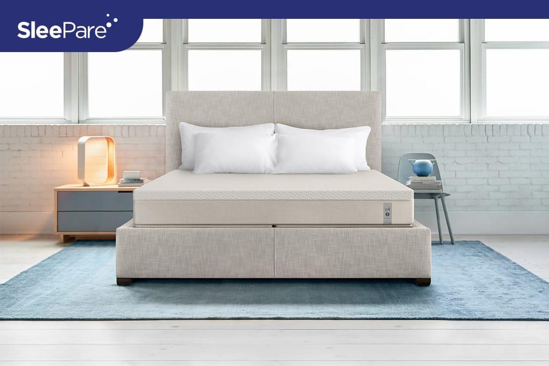 Sleep Number Mattress Reviews >> Smart Sleep Number C4 Adjustable Firmness Sleepare Review