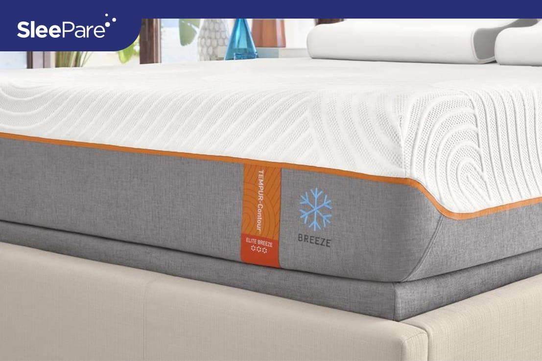 Tempurpedic Contour Elite Breeze Review Sleepare