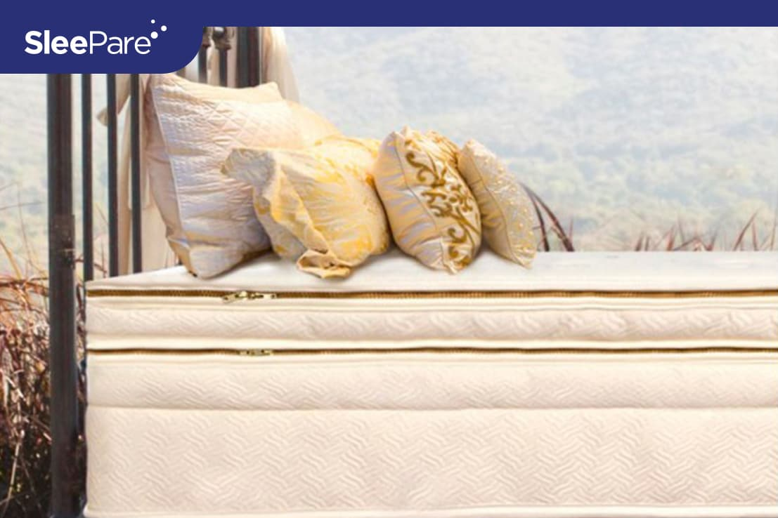 Naturepedic Concerto Organic Luxury Pillow Top