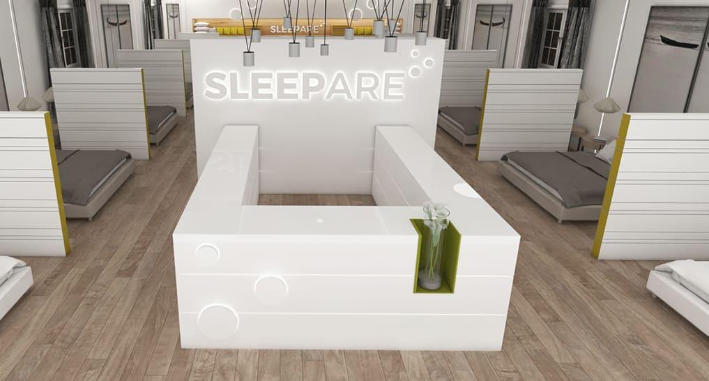 SleePare Showroom