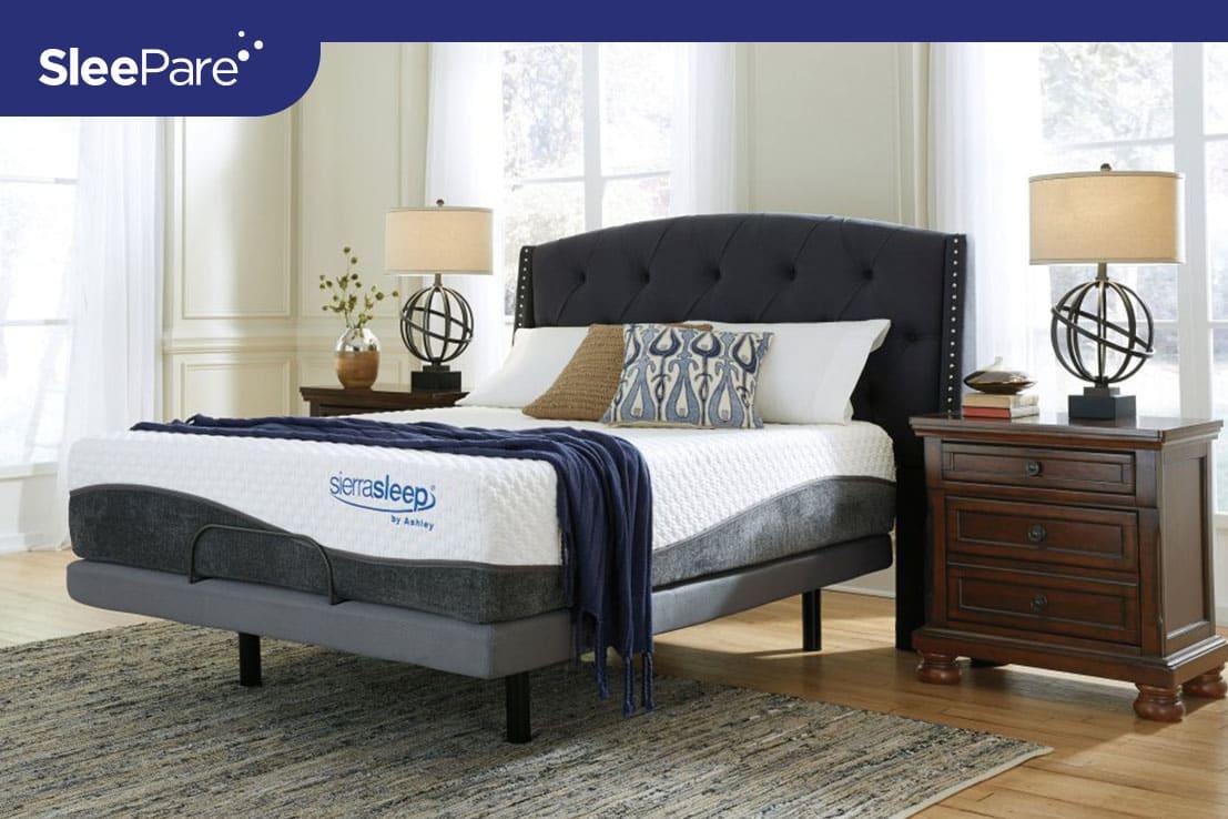 Linens & Hutch Sierra Sleep by Ashley MyGel Hybrid 1300
