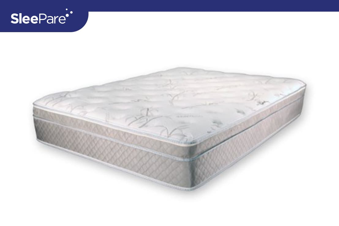 Low Price Dreamfoam Latex Mattress Review Sleepare