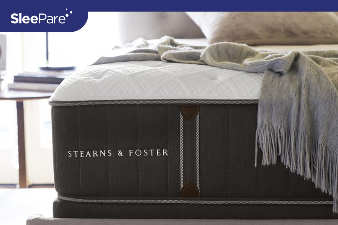 Stearns Foster Lux Estate Mattress Sleepare Reviews